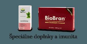 Špeciálne doplnky a imunita