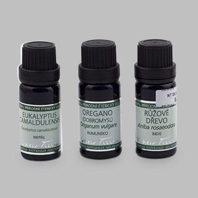 Jednodruhové éterické oleje Nobilis Tilia