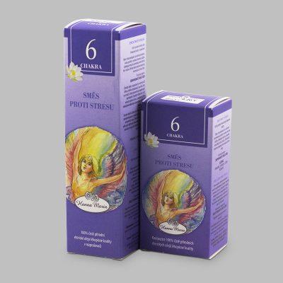 Čakrálna aromaterapia
