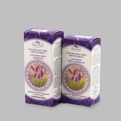 Levanduľová aromaterapia
